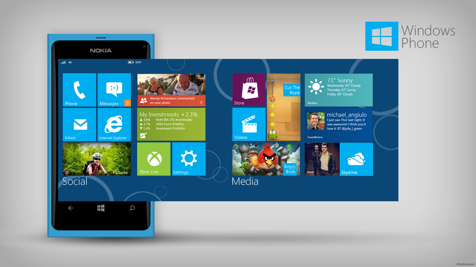 Microsoft | Windows Phone